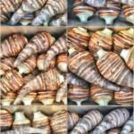 今日の海老芋出荷(11/23)は良型が揃った。